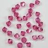 5328 Бусина - биконус Сваровски Rose 3 мм, 10 штук