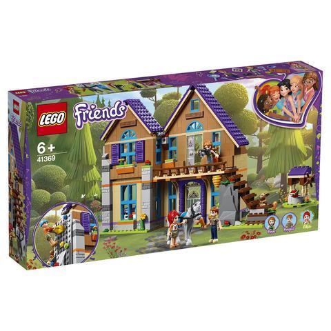 LEGO Friends: Дом Мии 41369 — Mia's House — Лего Френдз Друзья Подружки