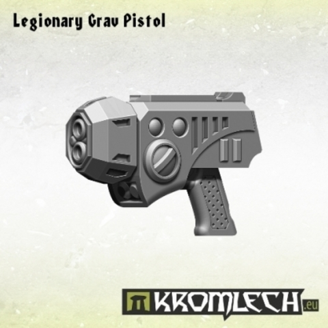 Legionary Gravity Pistols (5)