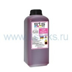 Чернила STS Low Solvent Light Magenta 1000 мл