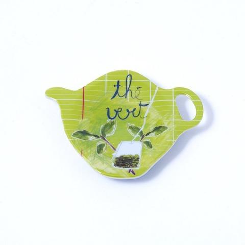 Тарелка для чайных пакетиков