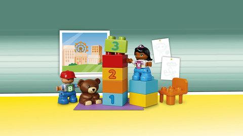 LEGO Duplo: Детский сад 10833