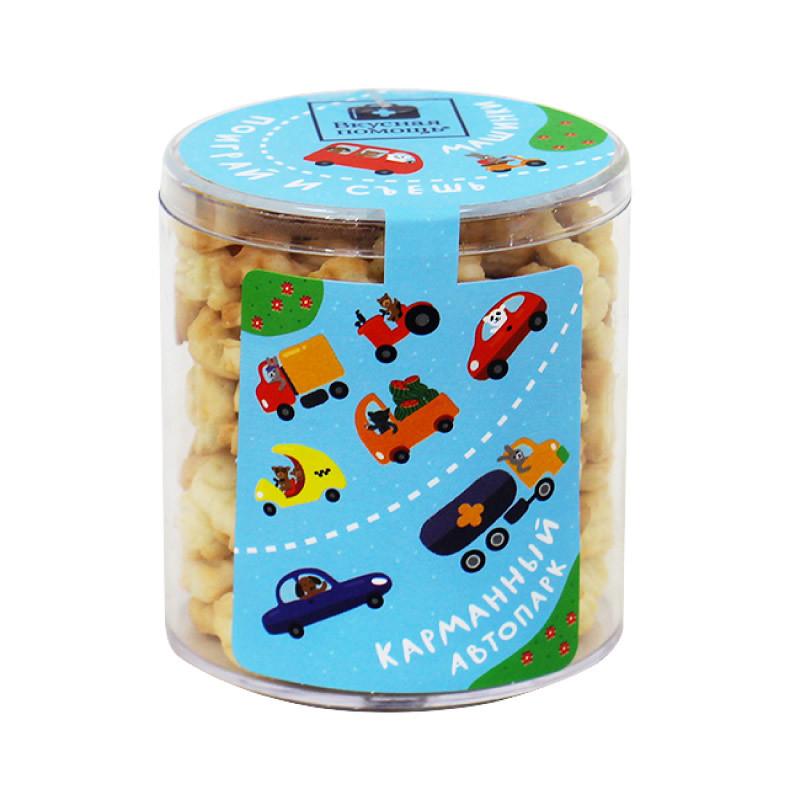 Печенье детское «Транспорт» - поиграй и съешь от 115 руб