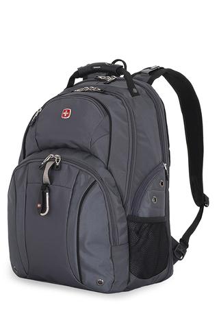 Городской рюкзак Wenger 3253424408 Gray, Switzerland, фото 4