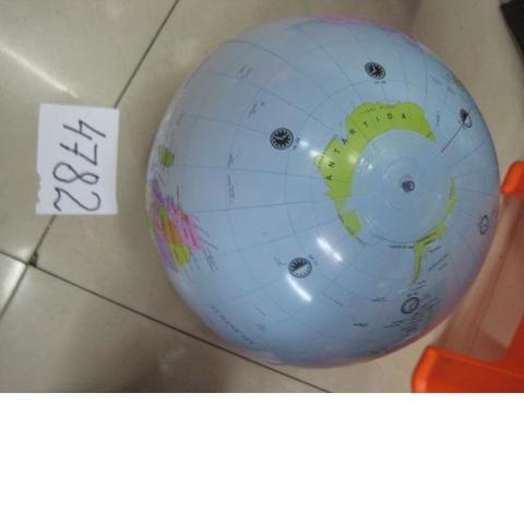 СПЕЦЦЕНА Мячик надувной 25см /КР4782