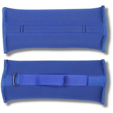 Утяжелители (синие) неопреновые