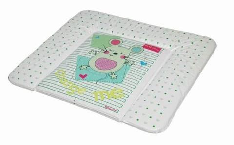 Матрасик пеленальный  Baby Care 820х730х210