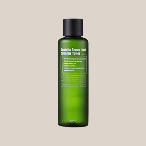 Тонер для лица с центеллой Purito Centella Green Level Calming Toner