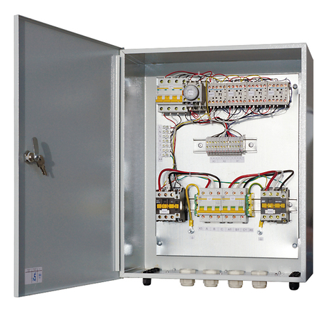 Модуль подключения завес Тепломаш c IP54 МП12-24Е