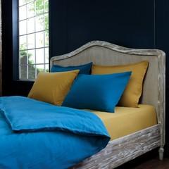 Наволочка декоративная 50х70 Casual Avenue Elwood желтая