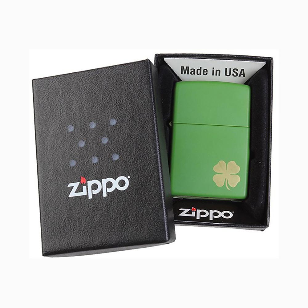 Зажигалка Zippo №21032 Shamrock