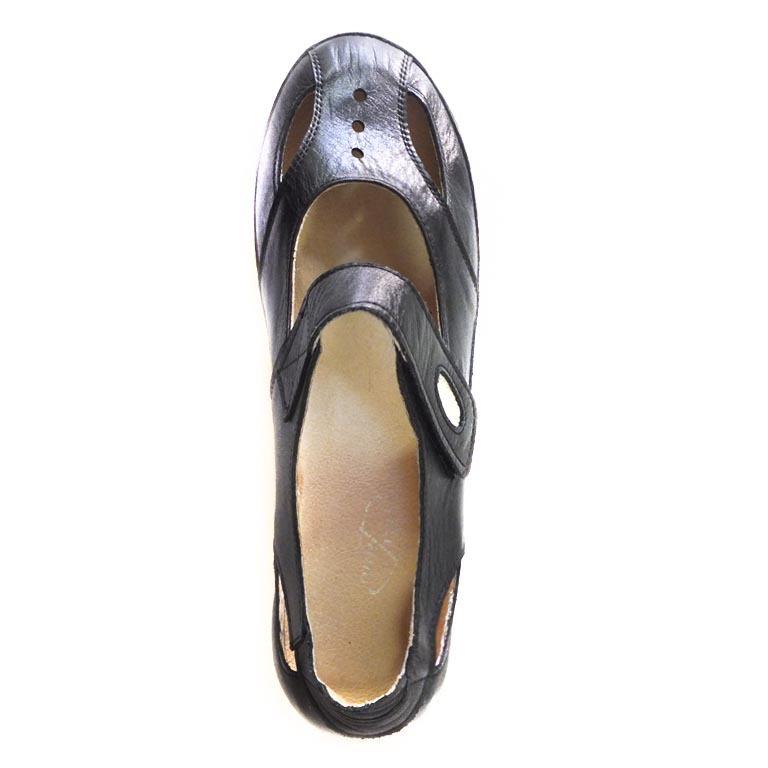 471268 туфли женские больших размеров марки Делфино