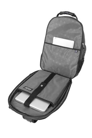 Городской рюкзак Wenger 3253424408 Gray, Switzerland, фото 7