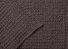 Полотенце 45x75 Abyss & Habidecor Pousada серый металлик