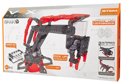 HEXBUG Моторизированная роботизированная рука
