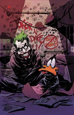 The Joker/Daffy Duck Special #1