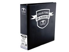 Ultimate Guard - Черная папка для листов (3х3)