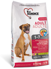 1st Choice Adult All Breeds Sensitive skin&coat