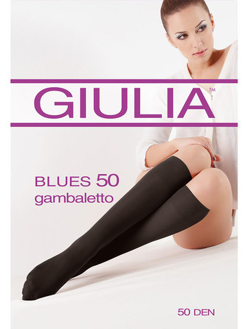 Гольфы Blues 50 Gambaletto Giulia
