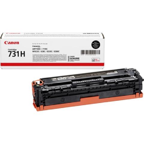 Cartridge 731H Black