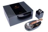 Настольный набор сигарных аксессуаров Tom River SET-569-099