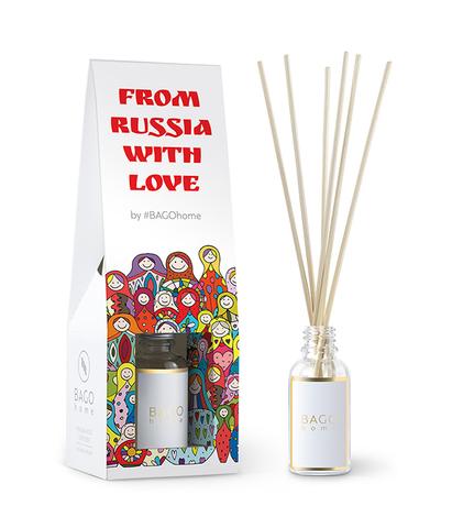 Ароматический диффузор Из России с любовью, Bago home