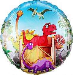 Фольгированные круглые шары Шар круг Динозаврики Малыши e329cd15-c878-11e8-a5e6-005056c00008_afdff5ca-f861-11e8-803f-005056c00008.resize1.png