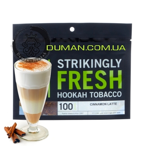 Табак Fumari Cinnamon Latte (Фумари Латте с Корицей)