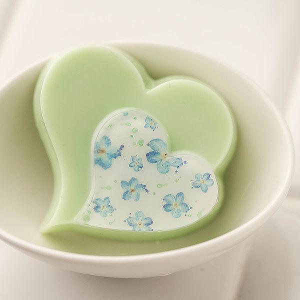 Мыло своими руками. Форма Романтика