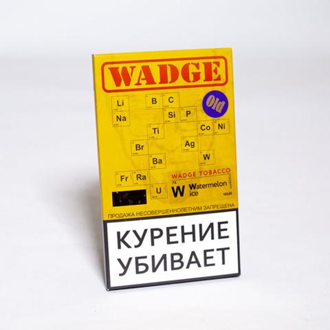 Табак WADGE OLD 100gr WATERMELON ICE