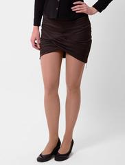 5401-1 юбка черная