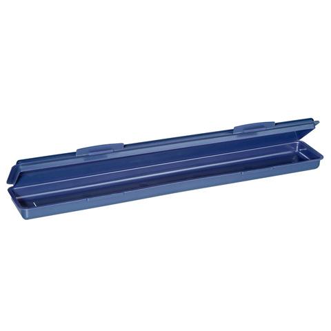 Пенал для спиц PRYM пластик 60*415 мм цвет синий