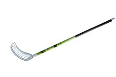 Клюшка для флорбола Realstick Player, длинна 95см, крюк прямой, ручка фибергласс.