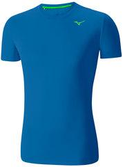 Мужская беговая футболка Mizuno DryLite Core Tee J2GA4012 25 синяя