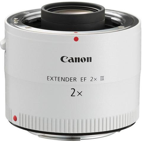 Телеконвертер Canon Extender EF 2x III