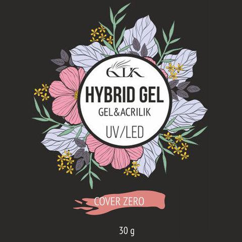 Gellaktik Hybrid Gel UV/LED №07 Cover Zero 30 г