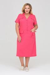 Платье льняное 417030