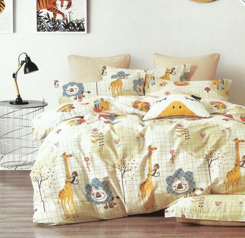Детское постельное белье в сатине Valtery-DS 88