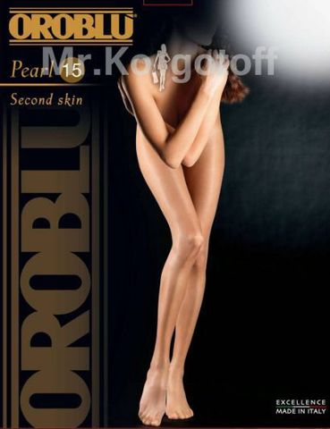 Колготки Oroblu Pearl 15 Second Skin