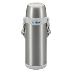 Термос Tiger MBI-A100 Clear Stainless White