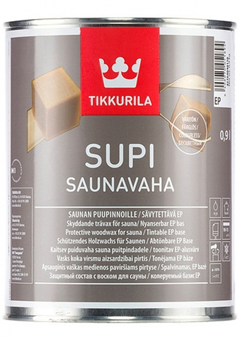 SUPI Saunavaha 0.9 воск