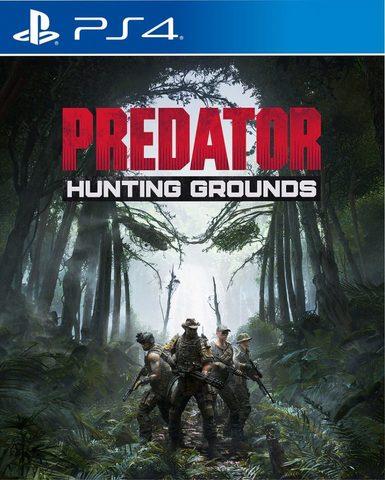 PS4 Predator: Hunting Grounds (русская версия)
