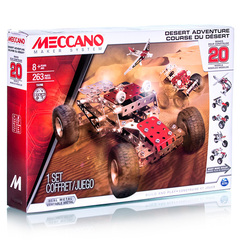 Конструктор Meccano 91775 Меккано Набор Багги (20 моделей)