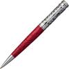 Шариковая ручка Pierre Cardin Leather кожа красный CT упаковка В (PC2002BP) блокноты pierre cardin блокнот а5 в клетку pierre cardin spring time