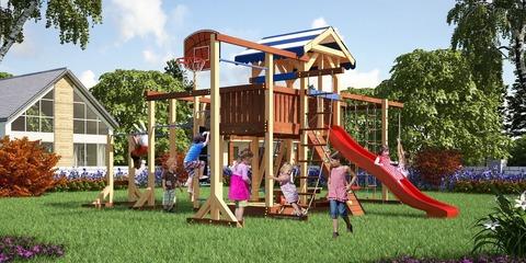 Детская игровая площадка Савушка