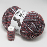 Пряжа JAWOLL COLOR 4-FACH Lang Yarns
