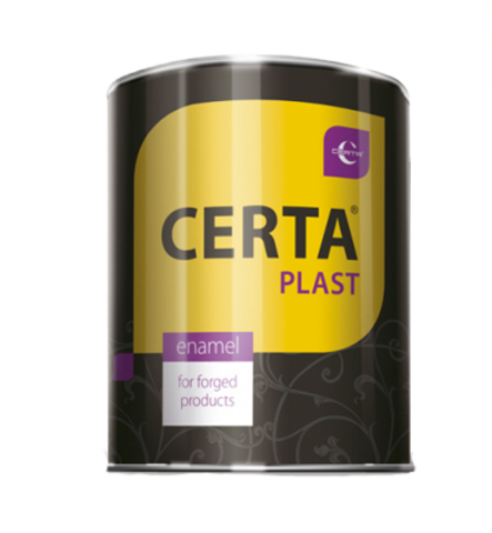 CERTA/ЦЕРТА Эмаль по металлу ЦЕРТА-ПЛАСТ