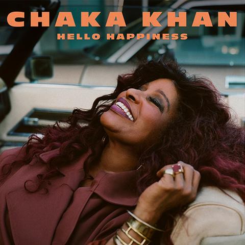 Chaka Khan / Hello Happiness (LP)