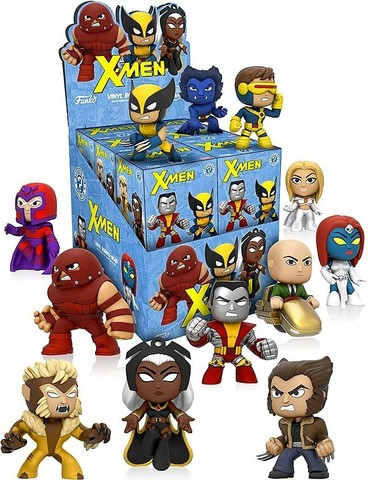 Случайная фигурка Люди-Икс || Pint Size Heroes X-men