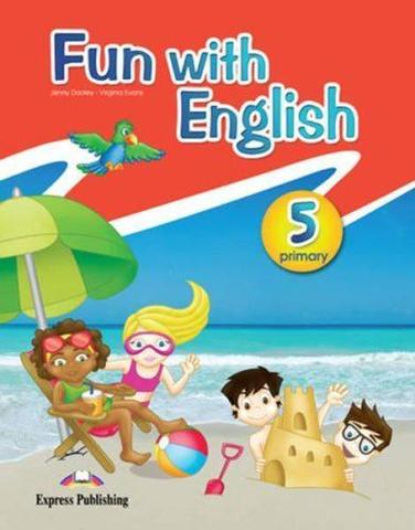 Fun with English 5. Pupil's Book. Учебник